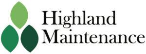 Highland Maintenance Logo Header